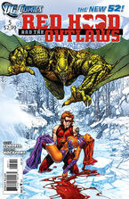 Red Hood and The Outlaws Vol 1-5 Cover-1