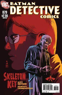 Detective Comics Vol 1-879 Cover-1