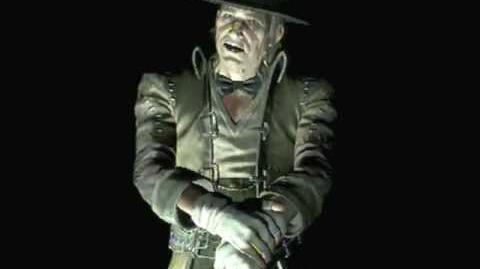 Batman Arkham City - Game Over Mad Hatter