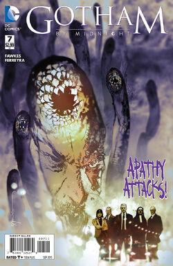 Gotham by Midnight Vol 1-7 Cover-1