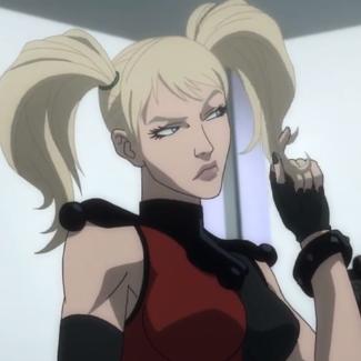 TICGN Batman and Harley Quinn