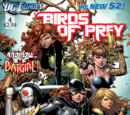 Birds of Prey (Volume 3) Issue 4
