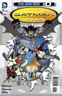 Batman Incorporated Vol 2-0 Cover-1