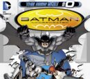 Batman Incorporated (Volume 2) Issue 0