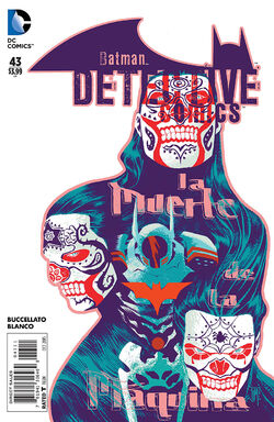 Detective Comics Vol 2-43 Cover-1