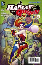 Harley Quinn Vol 2-0 Cover-2