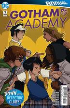 Gotham Academy Vol 1 Annual 1 Cover-1