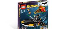 7885 Robin's Scuba Jet: Attack of The Penguin