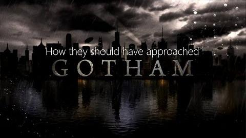 How they should have approached the Gotham TV series