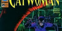Catwoman (Volume 2) Issue 21