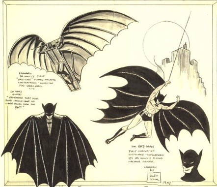 File:Bob Kane Batman Design.jpg