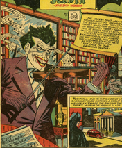 Joker-The Case of the Laughing Death