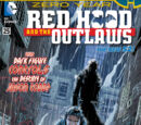 Red Hood and The Outlaws (Volume 1) Issue 25