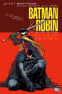 Batman and Robin Batman vs Robin
