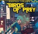 Birds of Prey (Volume 3) Issue 25