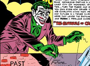 Joker-The Centuries of Crime