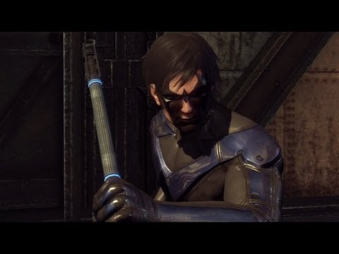 File:Batman Arkham City Nightwing Gameplay DLC Review Combat Gadgets Xbox 360 .jpg