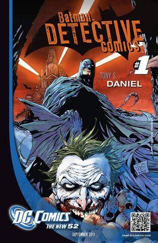 File:Detective Comics Volume 2 Poster.jpg