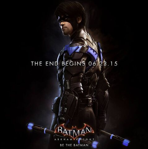 File:Nightwing Batman Arkham Knight promo ad.jpg