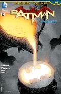 Batman Vol 2-22 Cover-4