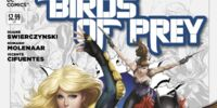 Birds of Prey (Volume 3)/Gallery