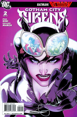 Gotham City Sirens 02