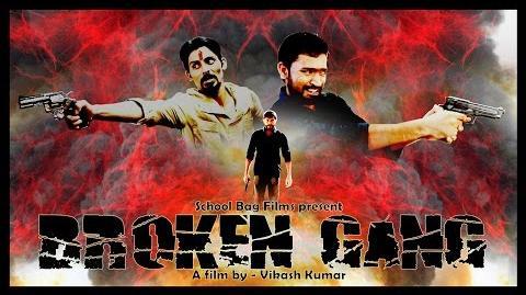 Broken Gang Action, Thriller Short Film With Subtitles