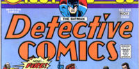 Detective Comics Issue 443