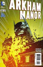 Arkham Manor Vol 1-5 Cover-1