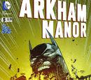 Arkham Manor (Volume 1) Issue 5