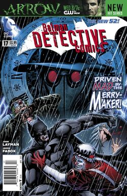 Detective Comics Vol 2-17 Cover-1
