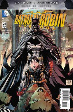 Batman and Robin Eternal Vol 1-21 Cover-1