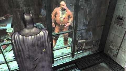 Batman Arkham City - Calender Man Thanksgiving-0