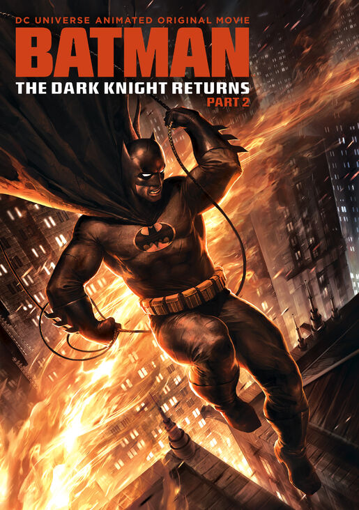 Batman: The Dark Knight Returns, Part 2 (2013) Bluray Subtitle Indonesia