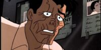 Clayface (DC Animated Universe)/Gallery