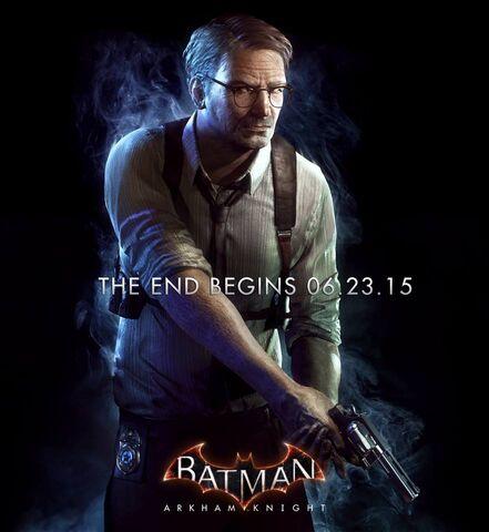 File:James Gordon Batman ArkhamKnight-promoad.jpg