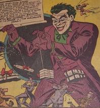 Joker-The Harlequin's Hoax