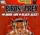 Birds of Prey Issue 118