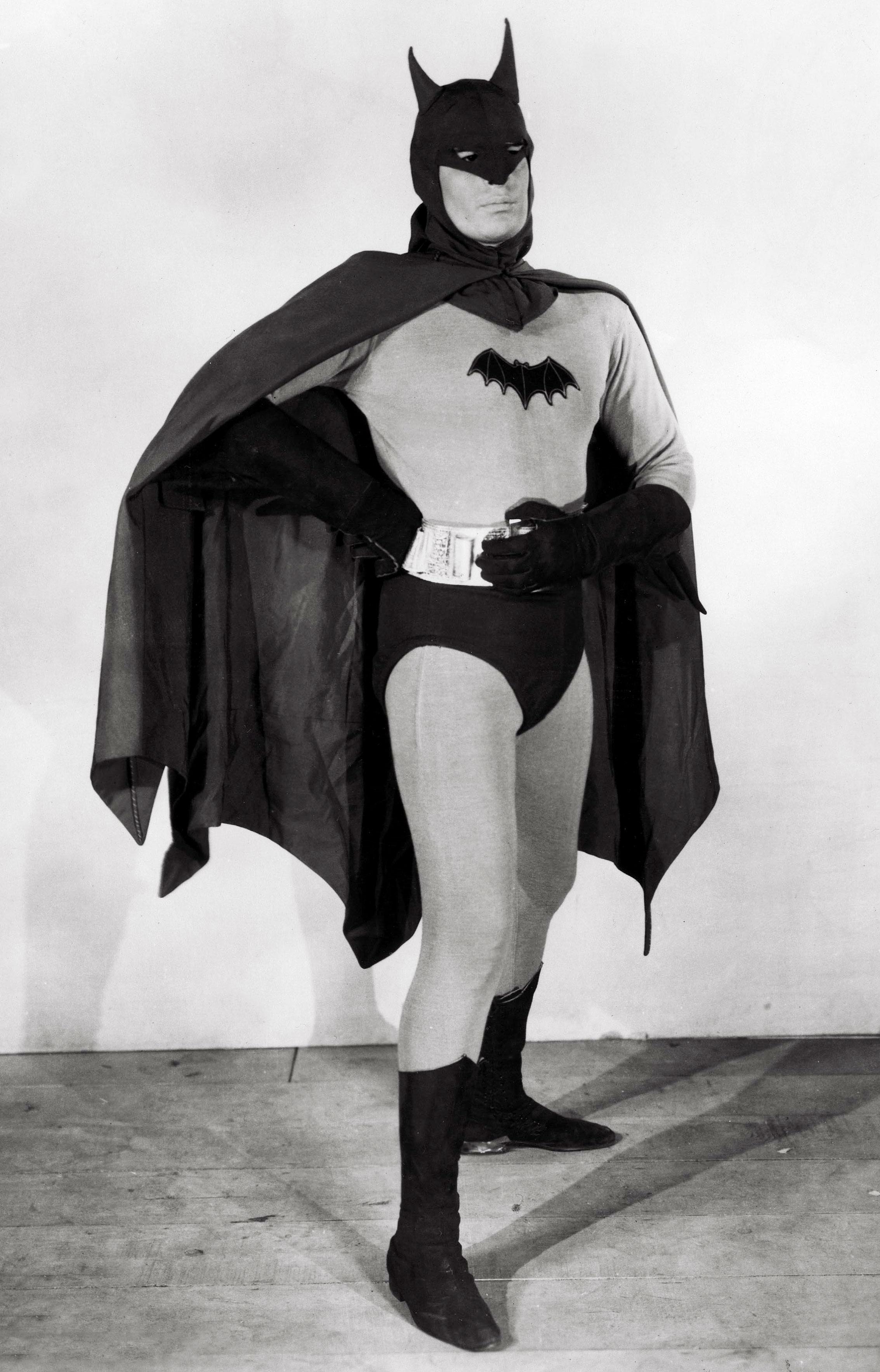 File:Lewis Wilson as Batman, from The Batman (serial,1943).jpg
