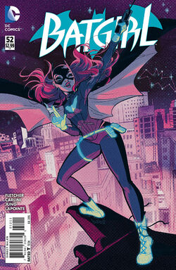 Batgirl Vol 4-52 Cover-1