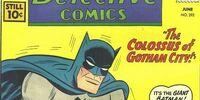 Detective Comics Issue 292