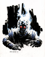 Mr Freeze by Walmsley
