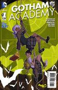 Gotham Academy Vol 1-1 Cover-1
