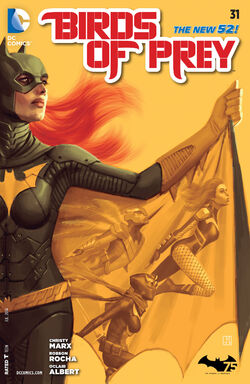 Birds of Prey Vol 3-31 Cover-1