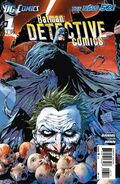 Detective Comics Vol 2-1 Cover-1