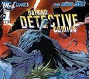 Detective Comics (Volume 2) Issue 1
