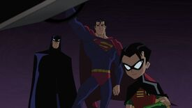 Batman superman robin