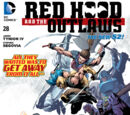 Red Hood and The Outlaws (Volume 1) Issue 28