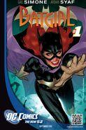 Batgirl Volume 4 Poster