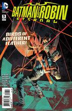 Batman and Robin Eternal Vol 1-5 Cover-1
